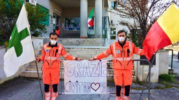 Nuovo Fiat Doblò per la Croce Verde Civitanova Marche