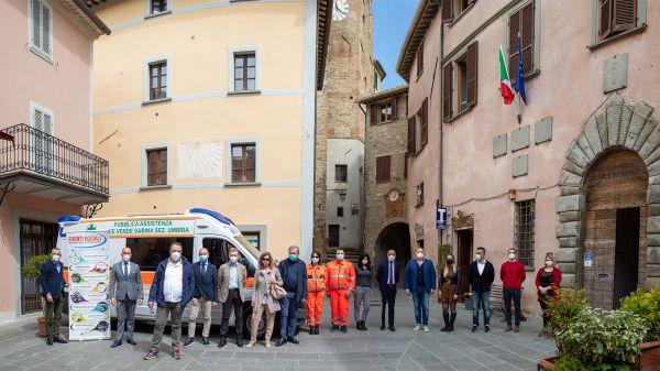 Muoversi e Non Solo per la Pubblica Assistenza Croce Verde Sabina Comune di Montone